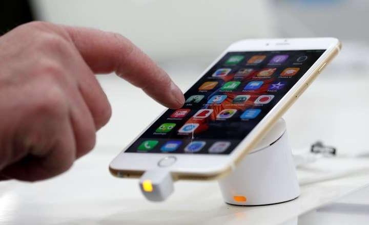 desbloqueio iPhone
