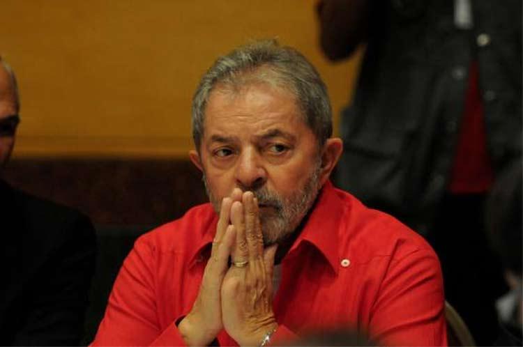 Lula ira para a prisao